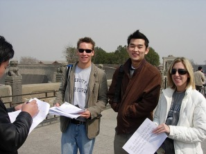 Data Collection Beijing